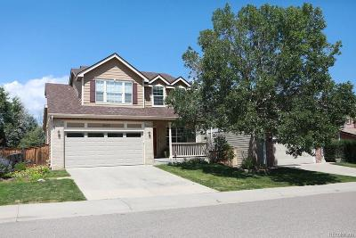 Highlands Ranch Single Family Home Active: 9059 Garnet Street