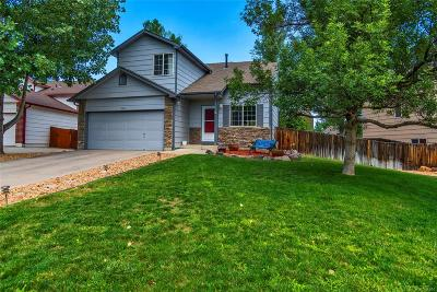 Thornton Single Family Home Under Contract: 5301 East 129th Way