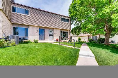 Littleton Condo/Townhouse Active: 4217 West Ponds Circle
