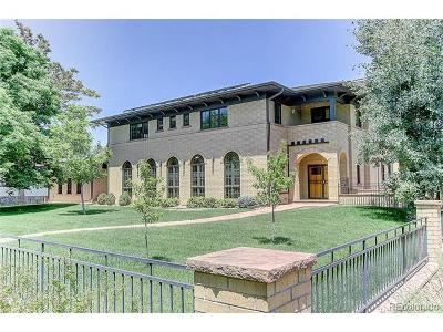 Denver Single Family Home Active: 4735 Montview Boulevard