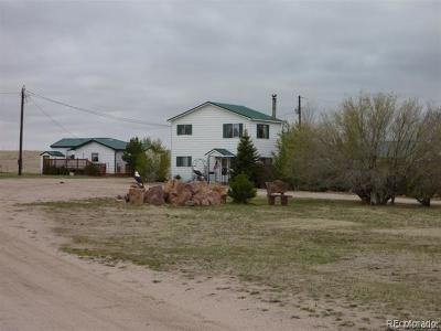 Elbert County Single Family Home Active: 41150 Us Hwy 24