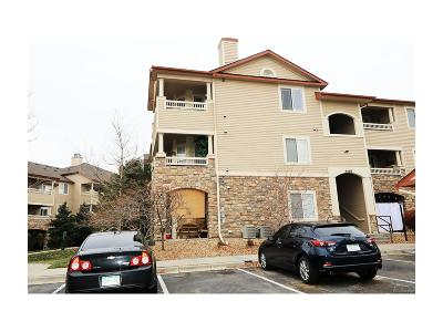 Littleton Condo/Townhouse Active: 8465 South Holland Way #307