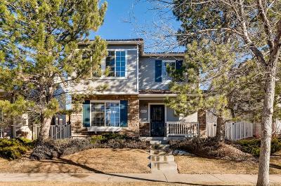 Denver Single Family Home Active: 4662 Orleans Street