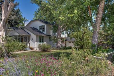 Denver Single Family Home Under Contract: 5034 Utica Street