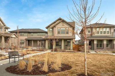 Denver Single Family Home Active: 5987 Boston Court