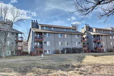 Fort Collins Condo/Townhouse Under Contract: 4501 Boardwalk Drive #B18