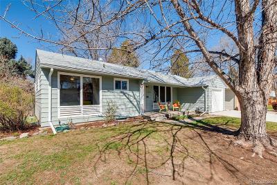 Denver Single Family Home Active: 2841 South Jackson Street