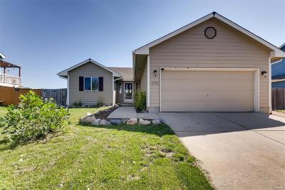 Dacono Single Family Home Active: 1113 Sunrise Circle