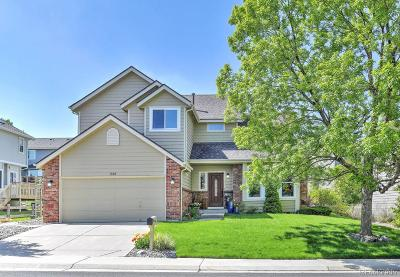 Broomfield Single Family Home Active: 258 Summit Trail