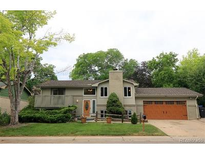 Golden Single Family Home Under Contract: 1028 North Ford Street