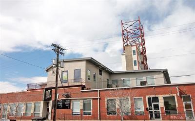 Denver Condo/Townhouse Under Contract: 209 Kalamath Street #29
