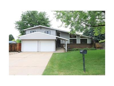 Littleton Single Family Home Under Contract: 6319 West Chestnut Avenue