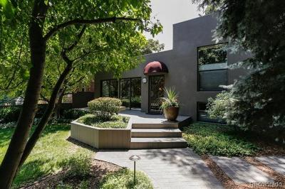 Denver Single Family Home Active: 810 South Josephine Street