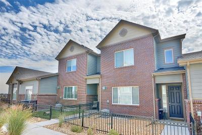 Aurora Condo/Townhouse Active: 6634 South Patsburg Street