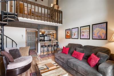 Steamboat Springs CO Condo/Townhouse Under Contract: $229,000
