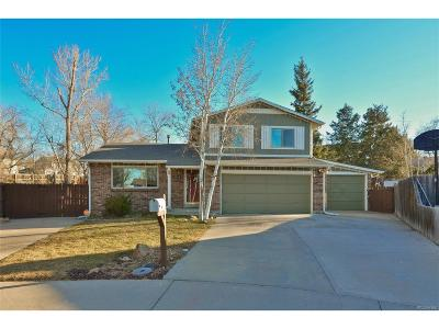 Westminster Single Family Home Active: 9736 Meade Circle