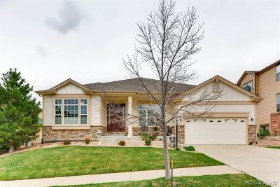Littleton Single Family Home Active: 7450 South Lee Way