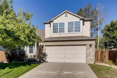 Thornton Single Family Home Active: 13053 Columbine Way
