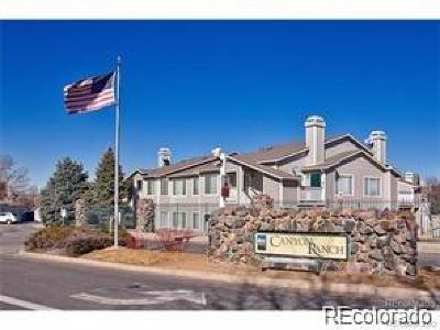 Highlands Ranch Condo/Townhouse Active: 8460 Little Rock Way #202
