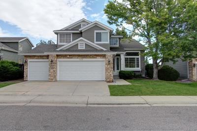 Highlands Ranch Single Family Home Active: 8726 Cresthill Lane