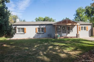 East Colfax, Montclair Single Family Home Active: 1970 Willow Street