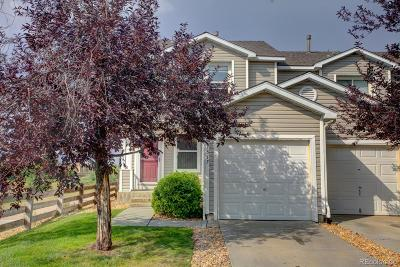 Englewood Condo/Townhouse Active: 7817 South Kalispell Circle
