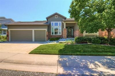 Highlands Ranch Single Family Home Active: 3122 Greensborough Drive