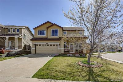 Aurora CO Single Family Home Active: $385,000