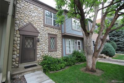 Centennial Condo/Townhouse Active: 2585 East Nichols Circle