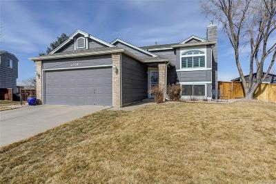 Highlands Ranch Single Family Home Under Contract: 6218 Monterey Place