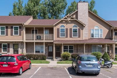 Boulder County Condo/Townhouse Active: 110 Pheasant Run