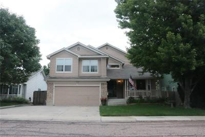 Littleton Single Family Home Active: 11955 West Brandt Place