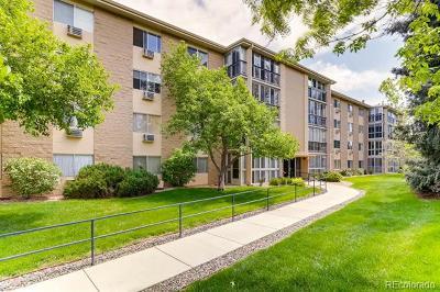 Aurora Condo/Townhouse Active: 13609 East Cornell Avenue #206