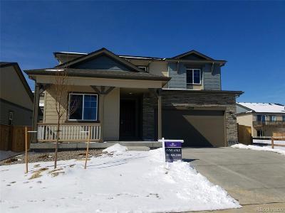 Parker Single Family Home Active: 11839 Edenfeld Street