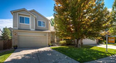 Castle Rock Single Family Home Active: 3900 Morning Glory Drive