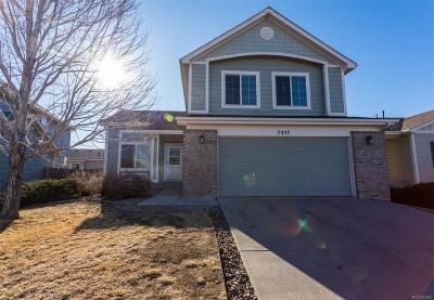 Fountain Single Family Home Under Contract: 7357 Brush Hollow Drive