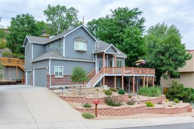 Lakewood Single Family Home Active: 13705 West Exposition Drive