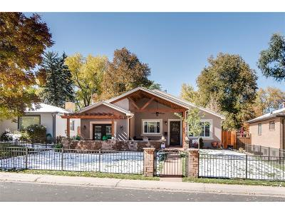 Single Family Home Active: 2661 South Adams Street