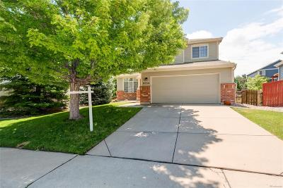 Highlands Ranch Single Family Home Active: 9254 Lark Sparrow Drive