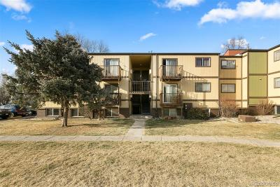Golden Condo/Townhouse Under Contract: 16359 West 10th Avenue #T1