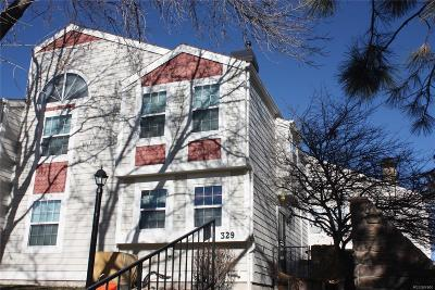 Littleton Condo/Townhouse Active: 329 West Jamison Circle #21