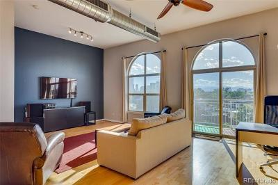 Denver Condo/Townhouse Active: 2900 North Downing Street #408