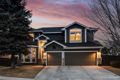 Parker Single Family Home Under Contract: 10537 Stonemeadow Drive