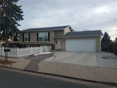 Aurora Single Family Home Active: 12092 East Exposition Avenue