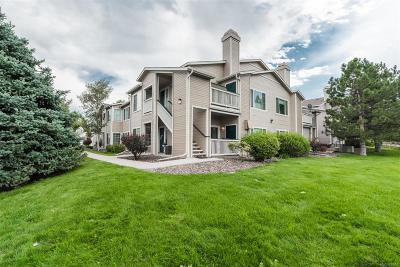 Highlands Ranch Condo/Townhouse Active: 8373 Pebble Creek Way #101
