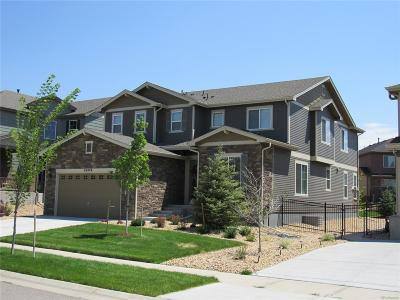 Aurora, Denver Single Family Home Active: 26928 East Irish Place