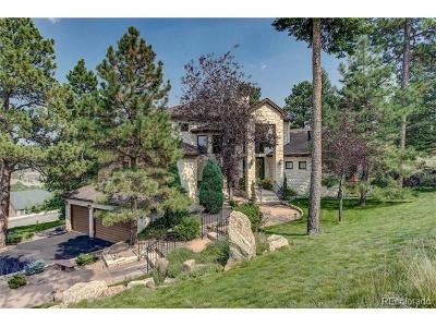 Evergreen Single Family Home Active: 1338 Donner Court