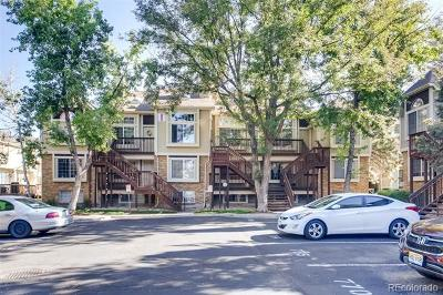 Denver Condo/Townhouse Active: 1885 South Quebec Way #I-15