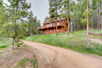 Evergreen Single Family Home Under Contract: 34497 Forest Estates Road