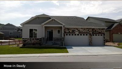 Castle Rock CO Single Family Home Active: $638,702